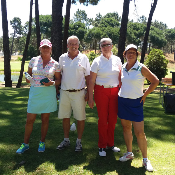 Tee Times Golf Lisbon Tournament 2019 - Photo 12 1st Day - Teams