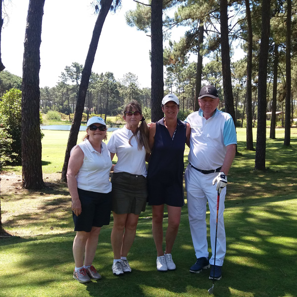 Tee Times Golf Lisbon Tournament 2019 - Photo 13 1st Day - Teams