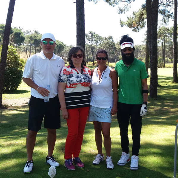 Tee Times Golf Lisbon Tournament 2019 - Photo 14 1st Day - Teams
