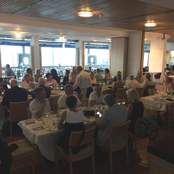 Tee Times Golf Lisbon Tournament 2019 - Photo 29 3rd Day Dinner