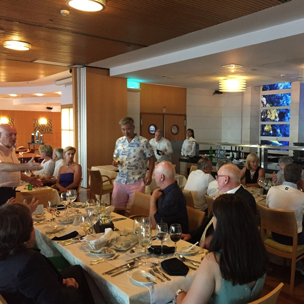 Tee Times Golf Lisbon Tournament 2019 - Photo 31 3rd Day Dinner