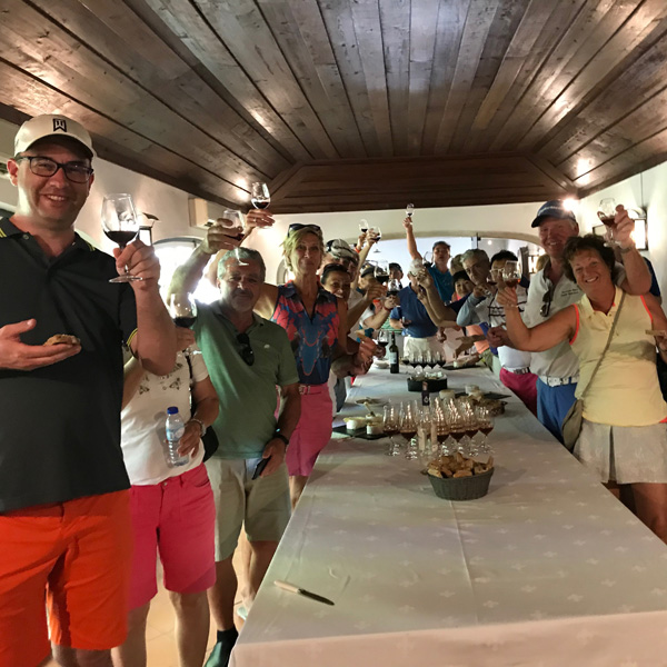 Tee Times Golf Lisbon Tournament 2019 - Photo 24 Winery Tour JMF
