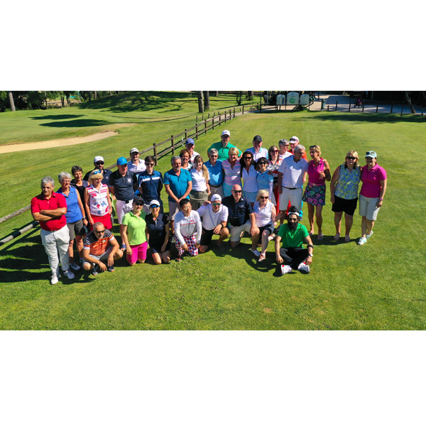 Tee Times Golf Lisbon Tournament 2019 - Photo 19 Group Photo