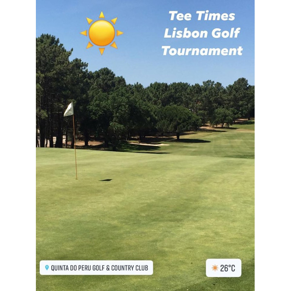 Tee Times Golf Lisbon Tournament 2019 - Photo 21 9th Green Quinta do Peru