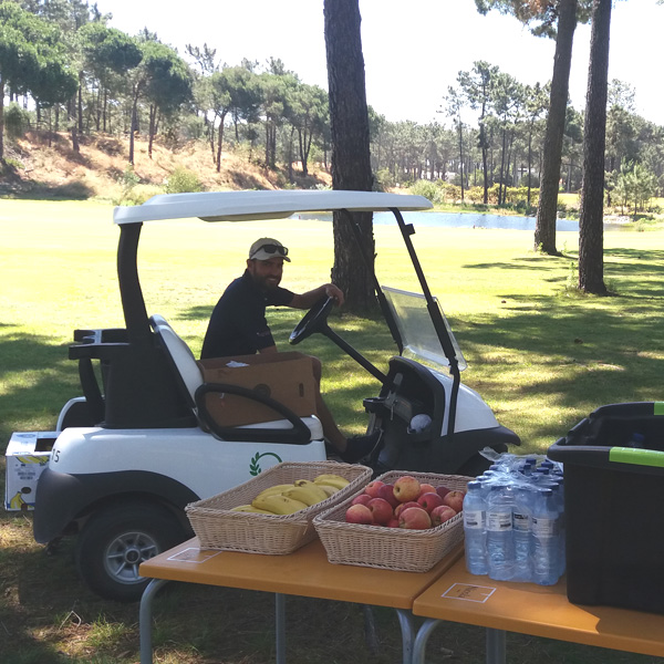 Tee Times Golf Lisbon Tournament 2019 - Photo 17 Refreshments Station