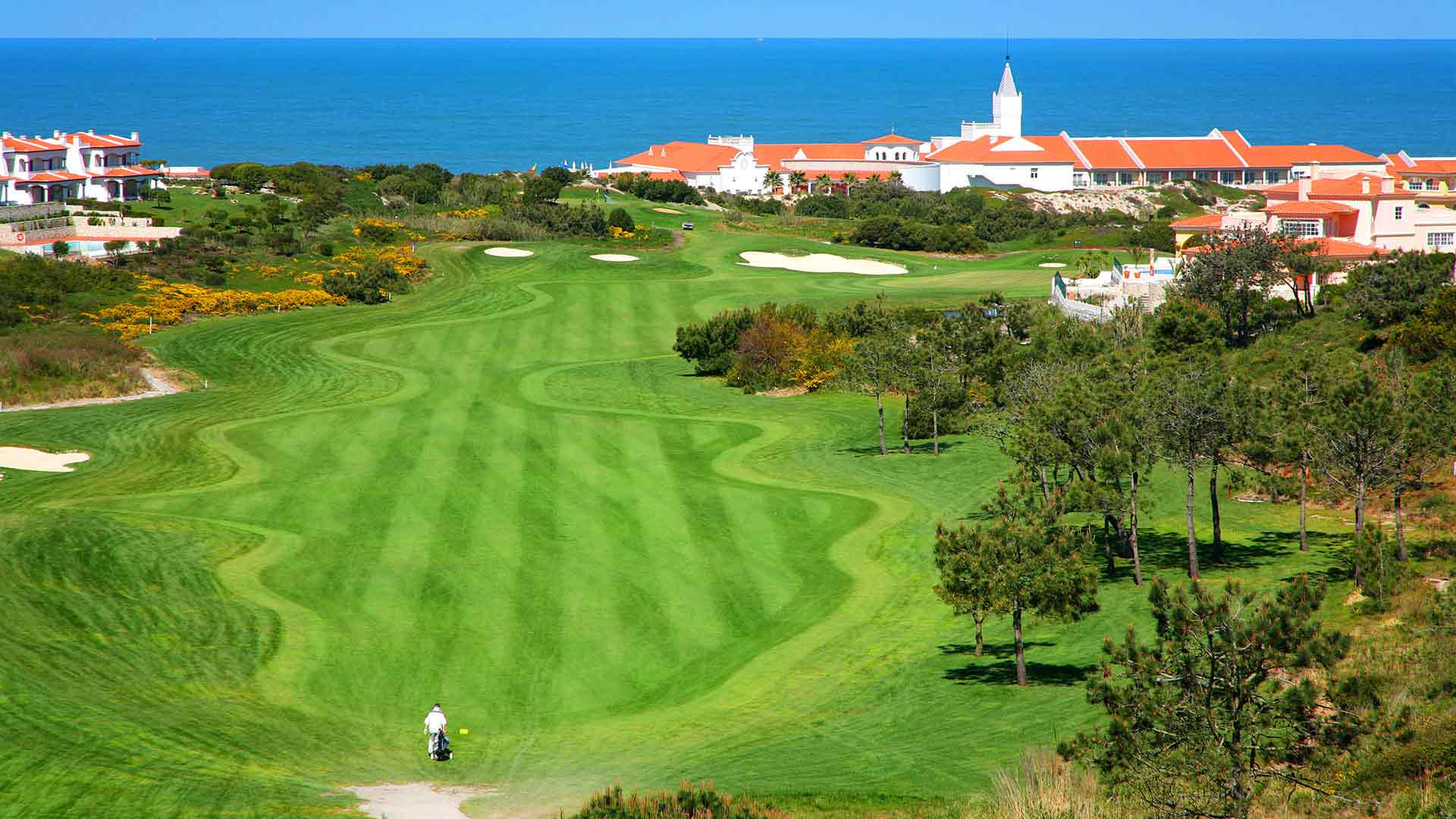 Praia del Rey Golf Resort near Obidos lisbon - Photo 2