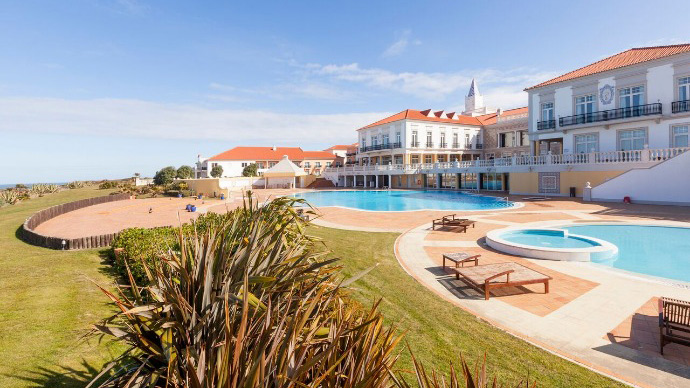 Praia Del Rey Marriott Golf & Beach Resort - 4 nights BB & 3 Golf RoundsLinks Golf Package