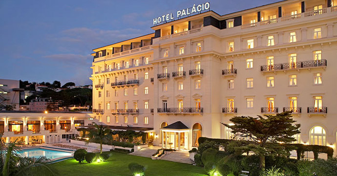 Palácio Estoril Hotel Golf & Spa - 7 Nights BB & 5 Golf Rounds