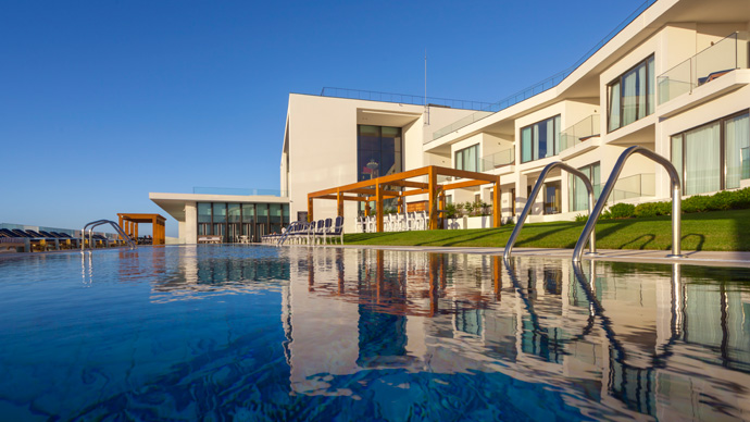 Evolutee Royal Obidos Hotel & Spa - 5 Nights BB & 3 Golf Rounds