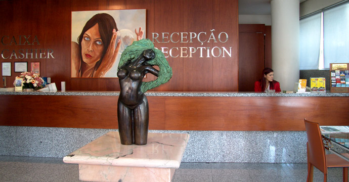 Vip Executive Madrid Hotel - Photo 5