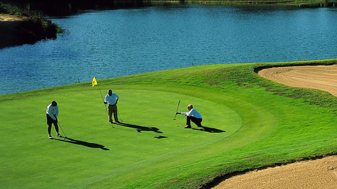 One of the next steps of the Vilamoura Golf Player